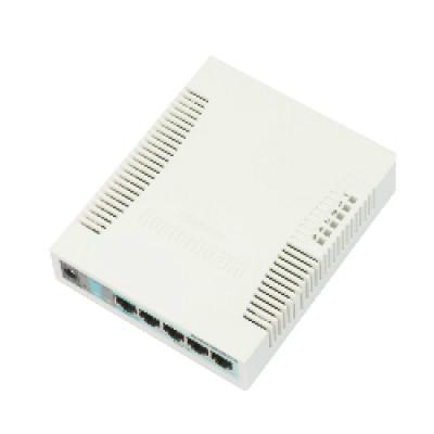 Mikrotik CSS106-5G-1S (RB260GS) 5-port Gigabit